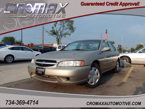 2001 Nissan Altima for sale in Ann Arbor, MI