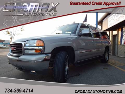 2006 GMC Yukon XL for sale in Ann Arbor, MI
