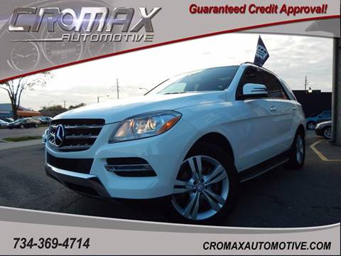2014 Mercedes-Benz M-Class for sale in Ann Arbor, MI