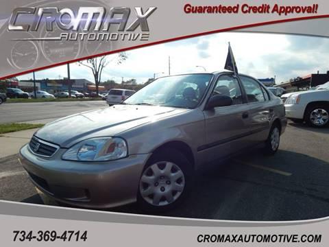 2000 Honda Civic For Sale In Ann Arbor, MI