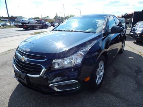 2016 Chevrolet Cruze Limited for sale in Ann Arbor, MI