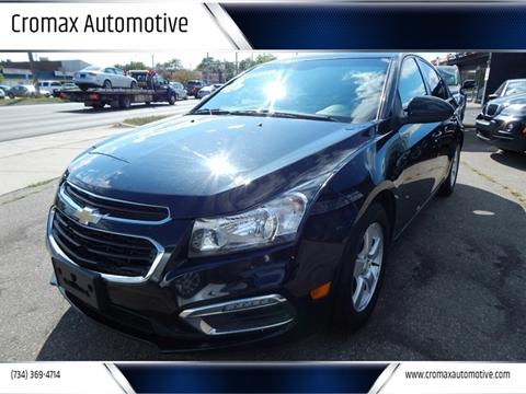 Chevrolet For Sale In Ann Arbor Mi Cromax Automotive
