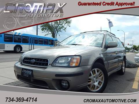 Cromax Automotive - Used Cars - Ann Arbor MI Dealer