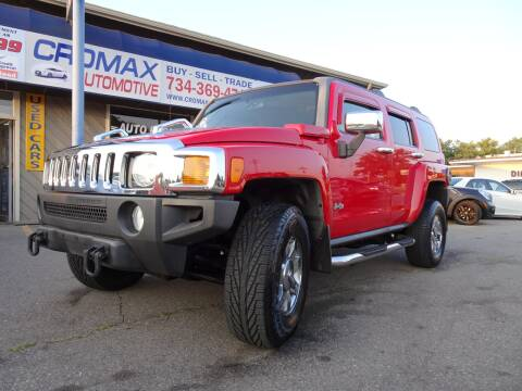 2006 HUMMER H3 for sale at Cromax Automotive in Ann Arbor MI