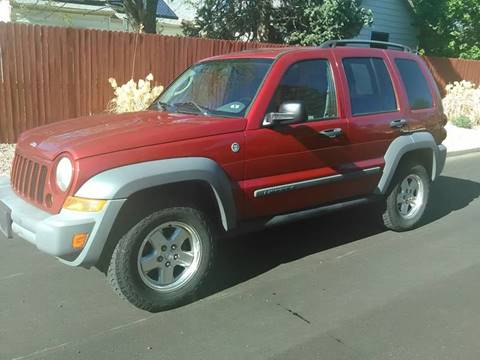 2005 Jeep Liberty for sale in Denver CO