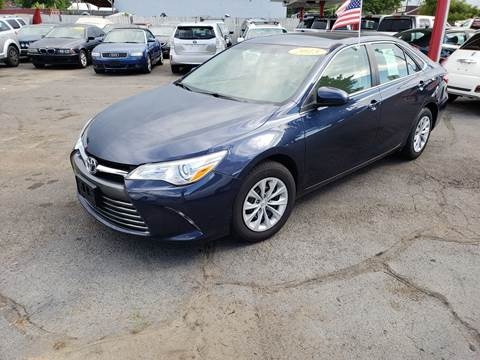 2015 Toyota Camry for sale in Denver, CO