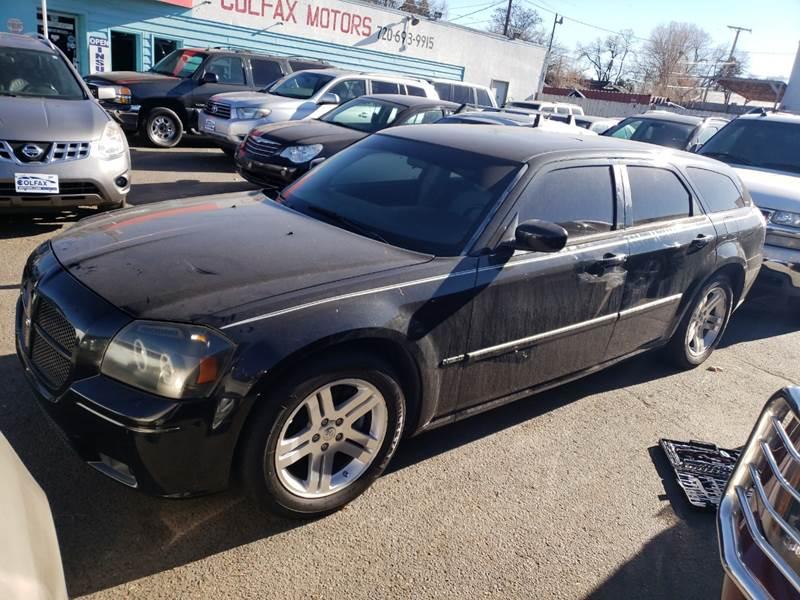 2006 Dodge Magnum Rt 4dr Wagon In Denver Co Colfax Motors