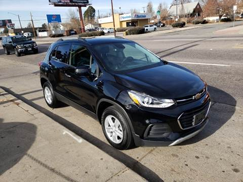 2017 Chevrolet Trax for sale in Denver, CO
