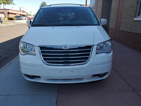 2010 Chrysler Town and Country for sale in Denver, CO