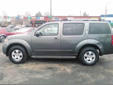 2005 Nissan Pathfinder for sale in Denver, CO