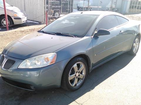 2006 Pontiac G6 for sale in Denver CO