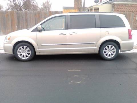 2014 Chrysler Town and Country for sale in Denver, CO