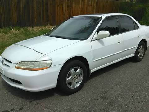 2000 Honda Accord for sale in Denver, CO