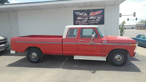 1977 Ford F-250 for sale in Brookings, SD