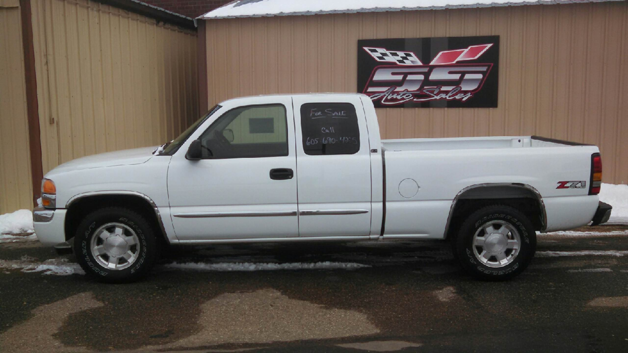 2006 GMC Sierra 1500 for sale in Estelline, SD
