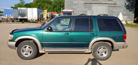 1999 Ford Explorer for sale in Brookings, SD