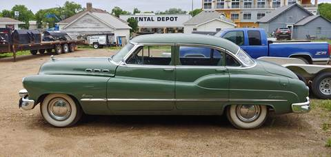 1950 Buick 50 Super for sale in Brookings, SD