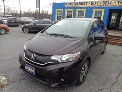 2016 Honda Fit for sale in Laurel, MD