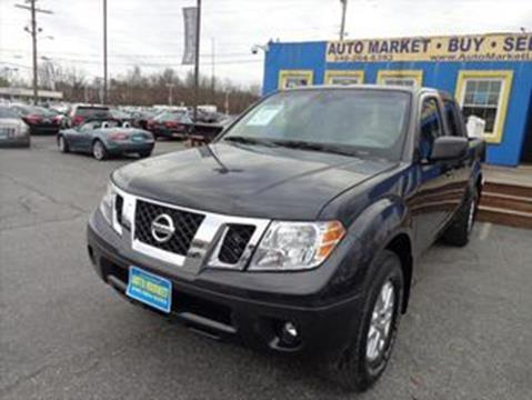 2015 Nissan Frontier for sale in Laurel, MD