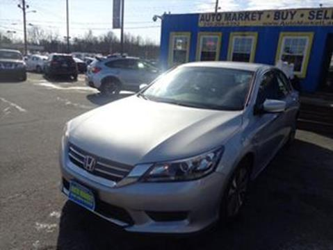 2014 Honda Accord for sale in Laurel, MD