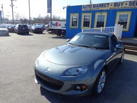 2013 Mazda MX-5 Miata for sale in Laurel, MD