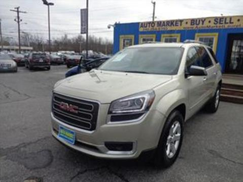 2014 GMC Acadia for sale in Laurel, MD