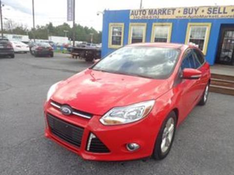 2014 Ford Focus for sale in Laurel, MD