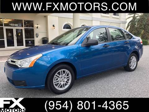 2011 Ford Focus for sale in Margate, FL