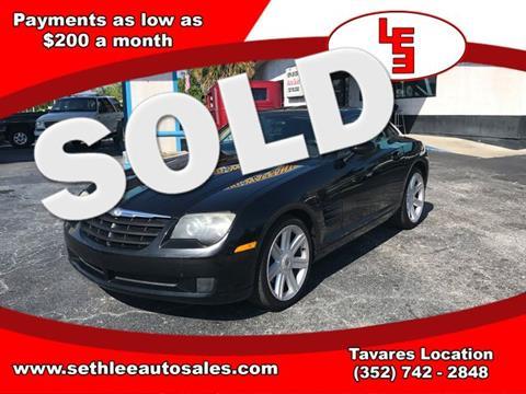 2005 Chrysler Crossfire for sale in Tavares, FL