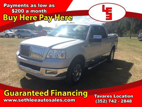 2006 Lincoln Mark LT for sale in Tavares, FL