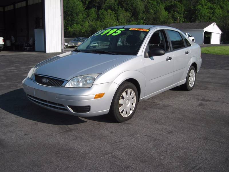 2006 Ford Focus & Ford Used Cars financing For Sale Kingsport Bell Auto and Truck Sales markmcfarlin.com