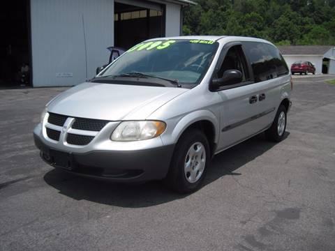 2001 Dodge Caravan for sale in Kingsport, TN