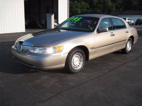 2000 Lincoln Town Car for sale in Kingsport, TN