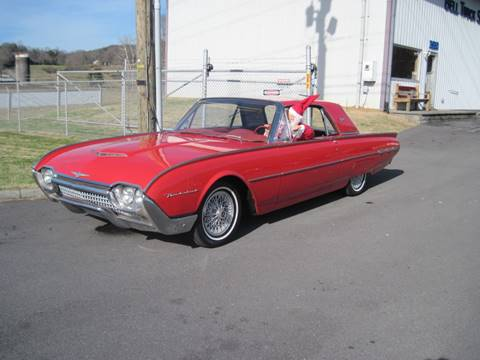 1962 Ford Thunderbird for sale in Kingsport, TN
