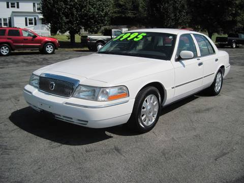 2004 Mercury Grand Marquis for sale in Kingsport, TN