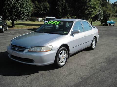 1998 Honda Accord for sale in Kingsport, TN