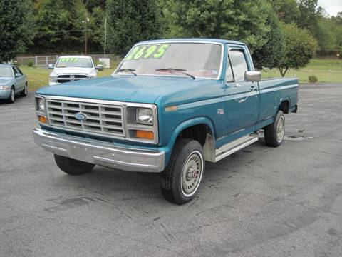 1986 Ford F-150 for sale in Kingsport, TN