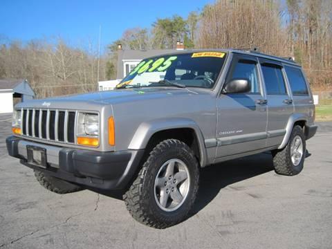 2001 Jeep Cherokee for sale in Kingsport, TN