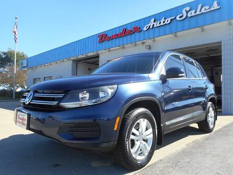 2013 Volkswagen Tiguan for sale in Richfield, WI