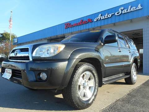 2007 Toyota 4Runner for sale in Richfield, WI