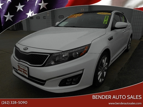 2014 Kia Optima for sale in Richfield, WI