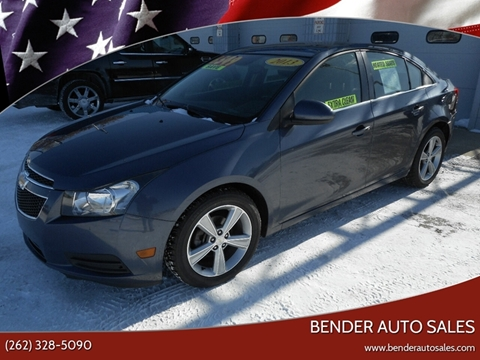 2013 Chevrolet Cruze for sale in Richfield, WI