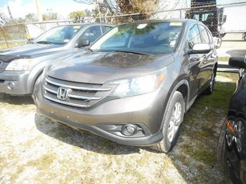 2012 Honda CR-V for sale in Davie, FL