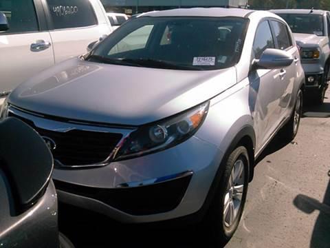 2013 Kia Sportage for sale at FLORIDA CAR TRADE LLC in Davie FL