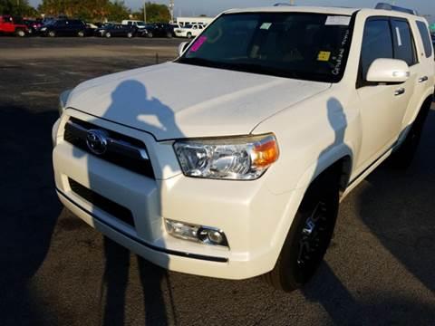 2012 Toyota 4Runner for sale at FLORIDA CAR TRADE LLC in Davie FL