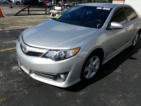 2013 Toyota Camry for sale at FLORIDA CAR TRADE LLC in Davie FL