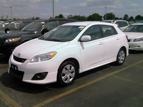 2010 Toyota Matrix for sale at FLORIDA CAR TRADE LLC in Davie FL