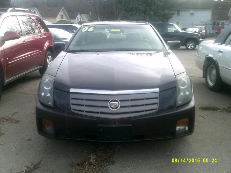 2006 Cadillac CTS In Moline IL - JR's Auto Sales