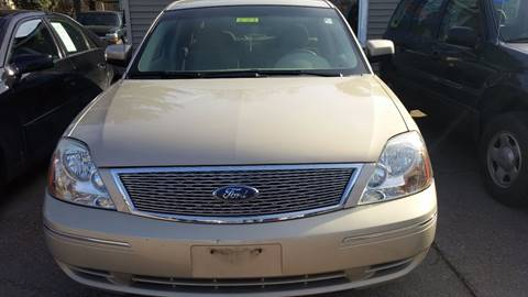 2007 Ford Five Hundred for sale in Moline, IL