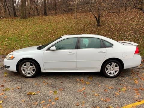 2011 Chevrolet Impala for sale in Moline, IL